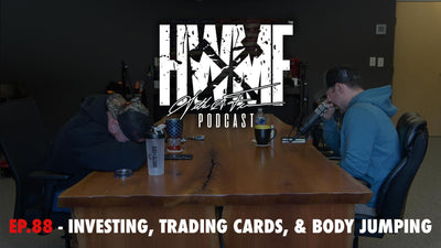 EP. 88 - INVESTING, TRADING CARDS, & BODY JUMPING