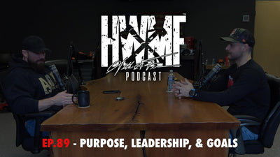 EP. 89 - PURPOSE, LEADERSHIP & GOALS