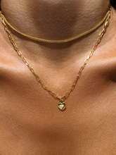 Load image into Gallery viewer, HEART OF GOLD NECKLACE