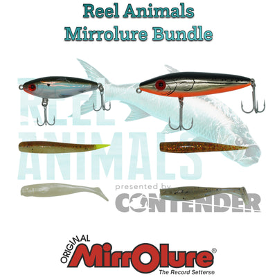 Reel Animals Mirrolure Bundle