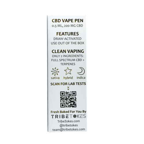 CBD Vape Disposable - Sativa: MediHaze