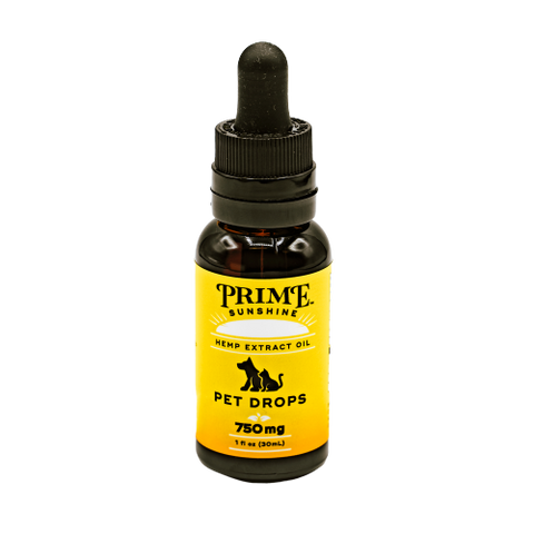 750mg CBD Oil for Pets