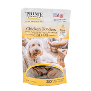 CBD Dog Treats – Chicken Tenders