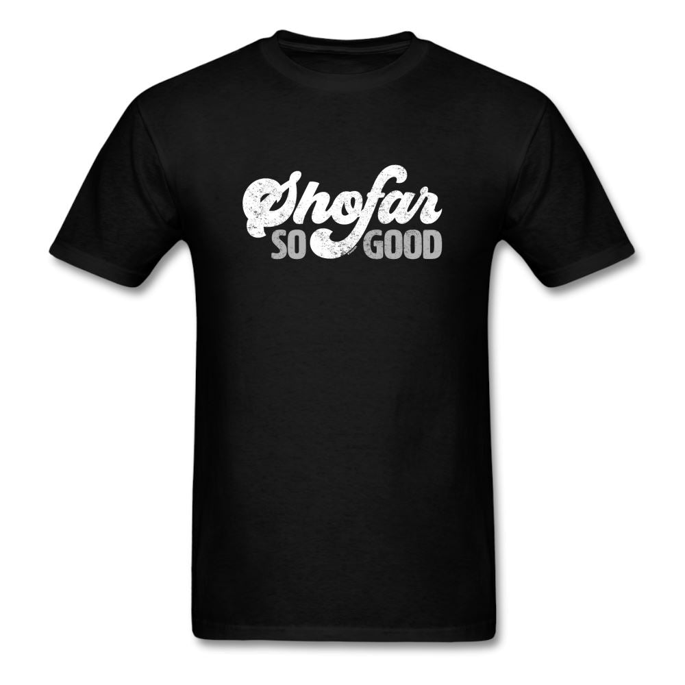 Shofar So Good Unisex Classic T-Shirt - black