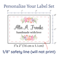 PPLR_HIDDEN_PRODUCT Double Flowers Large Label Set