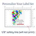 "PPLR_HIDDEN_PRODUCT Upload your Logo or Image - 2""x 3"" Cotton Label"