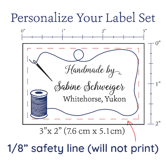 PPLR_HIDDEN_PRODUCT Sewing Needle and Thread Large Label