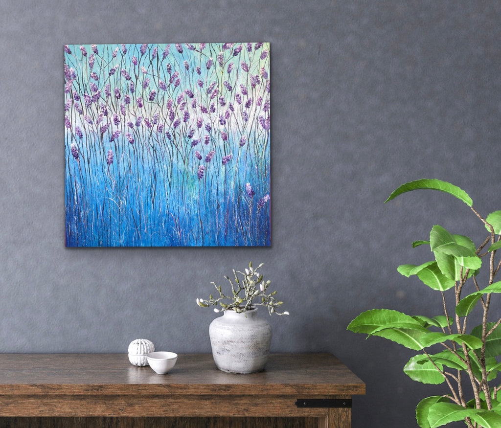 Lavender Ascending – SOLD -