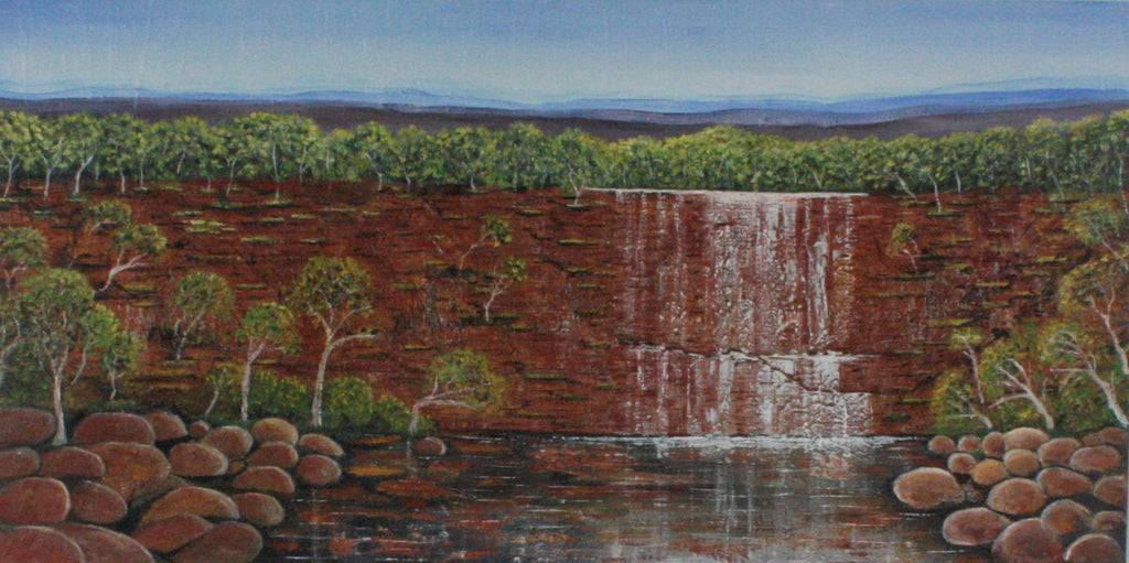 Top End Falls - SOLD-