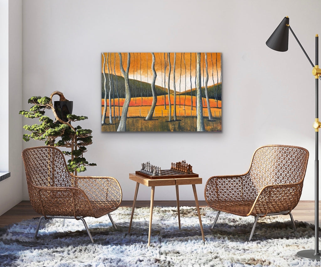 A Sunset to Remember - SOLD-