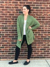 Load image into Gallery viewer, Oh So Cozy Cardigan