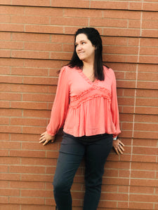 Gracie Blouse