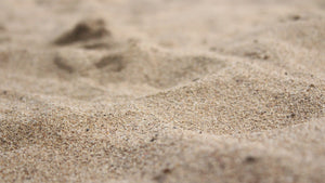 Close of up sand