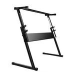 Portable Z-Style On Stage Piano Keyboard Stand - Daniels Store