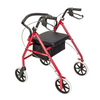 Foldable Senior Rolling Walker With Seat And Wheels - Daniels Store
