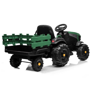 Premium Kids Electric Ride On Tractor Toy 12V - Daniels Store