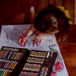 Ultimate Kids Drawing Art And Paint Set - Daniels Store