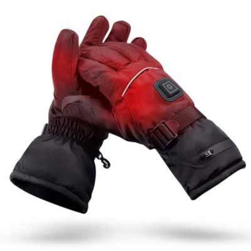 Premium Electric Rechargeable Battery Heated Mens Warming Gloves - Daniels Store