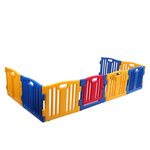 Portable Folding 8 Panel Kids Playpen / Play Yard - Daniels Store