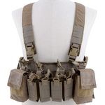 Heavy Duty Adjustable Minimalist Tactical Chest Rig - Daniels Store