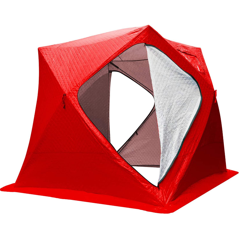 Large Portable Pop Up Ice Fishing Shelter Tent - Daniels Store
