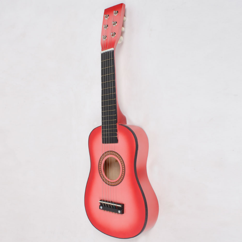 "Kids Beginner Learning Acoustic Guitar With Pick 23"" - Daniels Store"