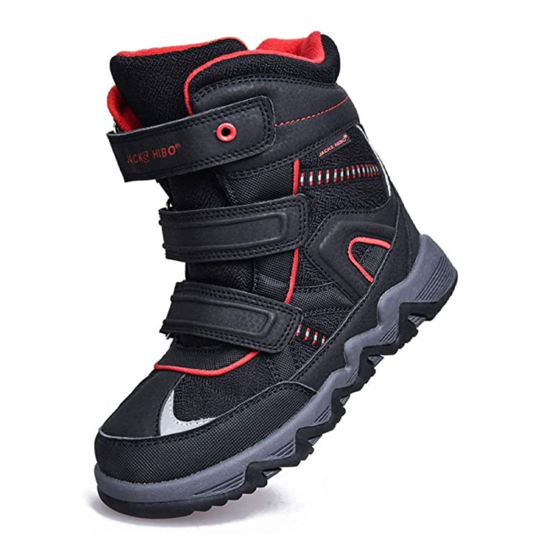 Premium Kids Insulated Winter Snow Boots - Daniels Store