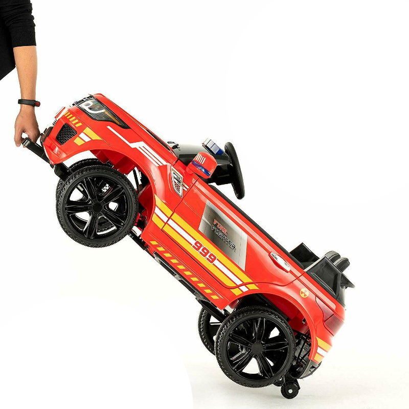 Premium Kids Ride On Cop Police Toy Car 12V - Daniels Store
