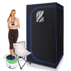 Premium Portable Home Steam Room Heated Sauna - Daniels Store