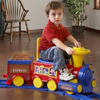 Kids Battery Powered Ride On Toy Train With Track - Daniels Store