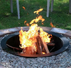 Heavy Duty Steel Fire Pit Liner Ring Insert - Daniels Store