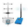 All In One Home Cellular Phone Signal Booster 4,500 sq FT - Daniels Store