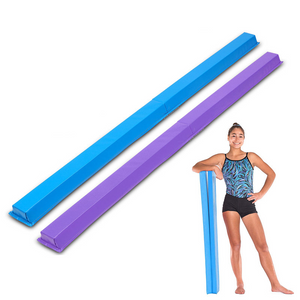 8 Ft Gymnastics Home Folding Balance Beam For Kids - Daniels Store