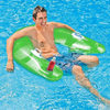 Premium Inflatable Floating Pool Lounge Chair With Cup Holder - Daniels Store