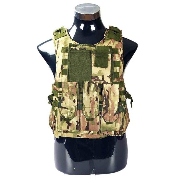 USMC Military Tactical Plate Carrier Vest - Daniels Store