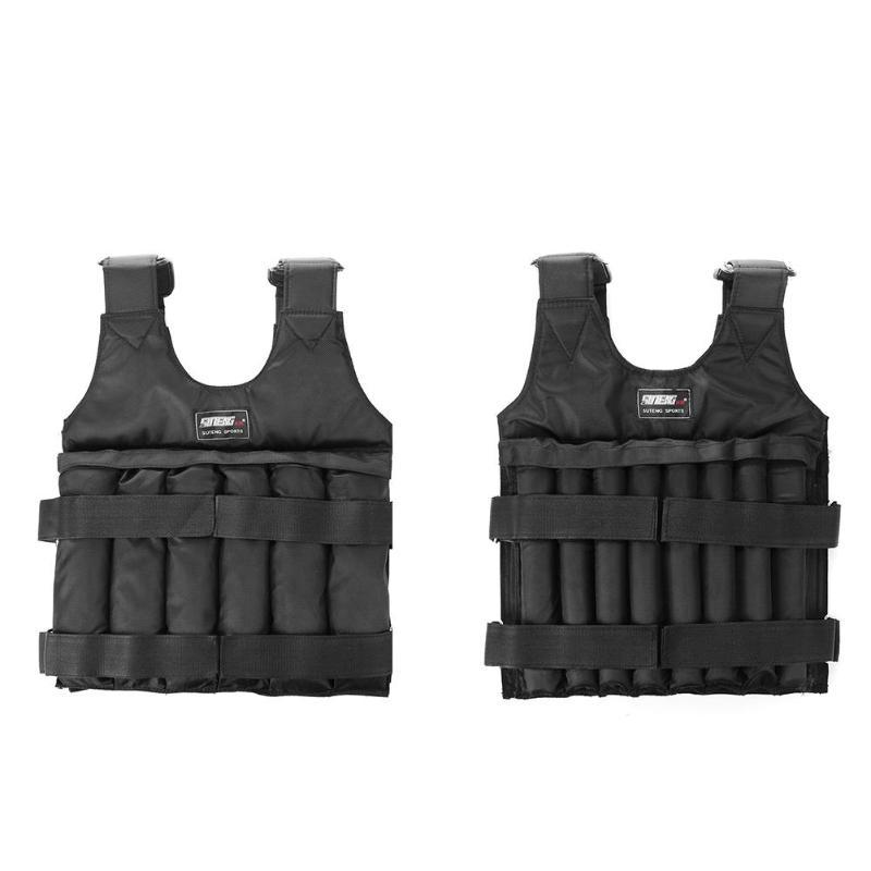 Adjustable Workout Weighted Running Vest - Daniels Store
