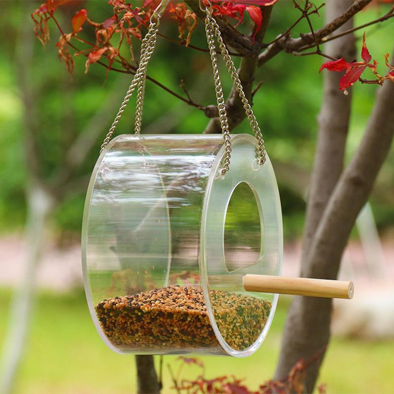 Squirrel Proof Bird Hanging Feeder Station - Daniels Store