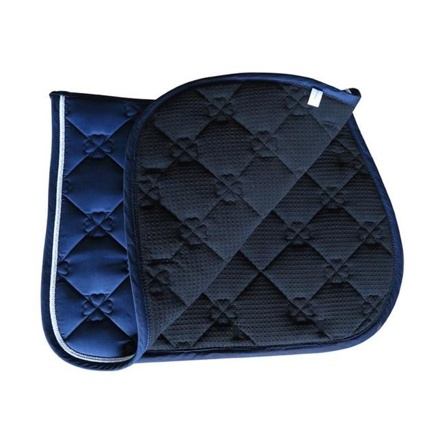 Luxury Western Horse Cotton Saddle Pad - Daniels Store