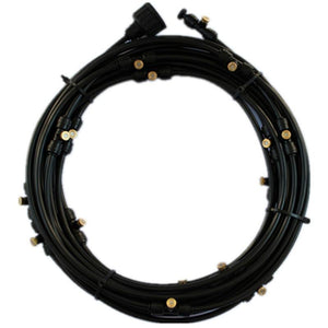 Outdoor Patio Water Misting Hose System - Daniels Store