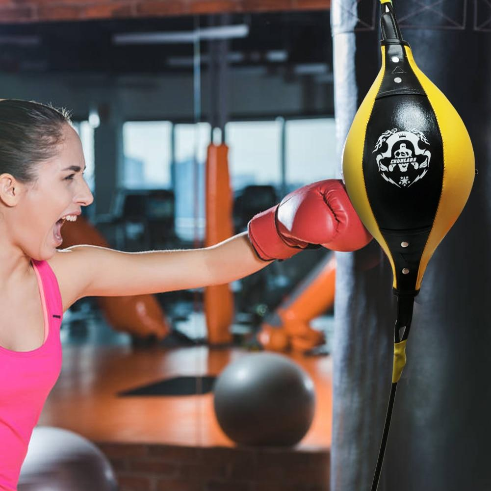 Double End Speed Punching Reflex Bag - Daniels Store
