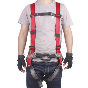 Full Body Fall Protection Roofing Safety Harness - Daniels Store