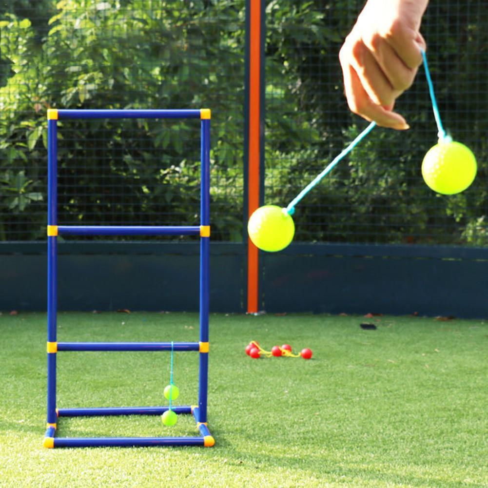 Ladder Toss Golf Ball Game Set - Daniels Store