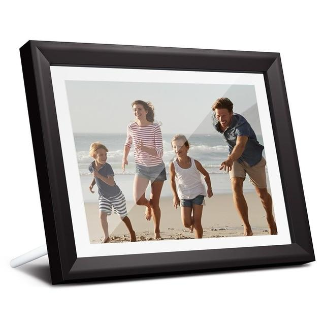 Large Digital Wifi Electronic Picture Photo Frame 10 in - Daniels Store