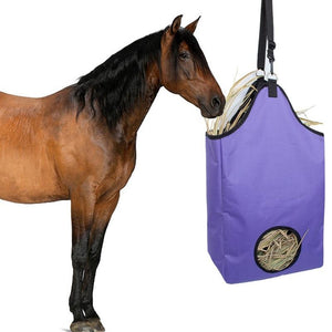 Large Slow Feeder Horse Hay Bag 23in - Daniels Store