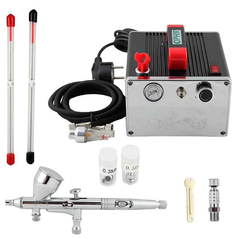 Premium Multipurpose Airbrush Air Compressor Kit - Daniels Store