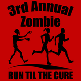 3rd Annual Zombie Run Til The Cure