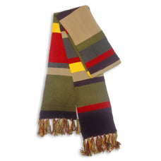 4th Doctor Scarf