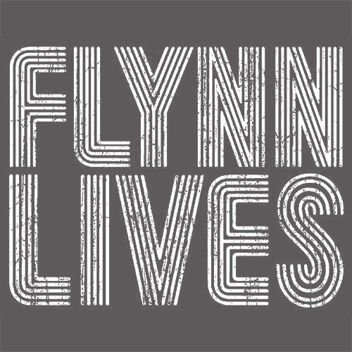Tron Flynn Lives T-Shirt