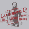 Leatherface Co Makers and Repairs T-Shirt Mens T-Shirt - Textual Tees
