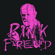 Pink Freud T-Shirt